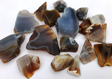 Ramsey Agate tumbled 2018 web